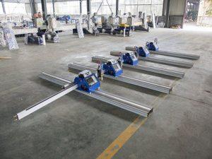 180W φορητή CNC πλάσματος κοπής μηχανή για την κοπή παχύ μέταλλο 6 - 150mm