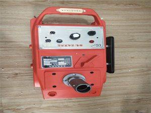 μηχανή κοπής οξυ-καυσίμου υψηλής πυκνής πλάκας