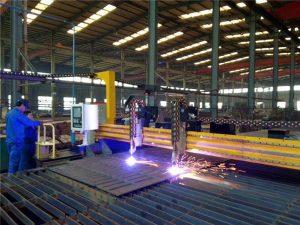 Gantry CNC Plasma Cutting Machine και μηχανή κοπής φλόγας για πλάκες από χάλυβα