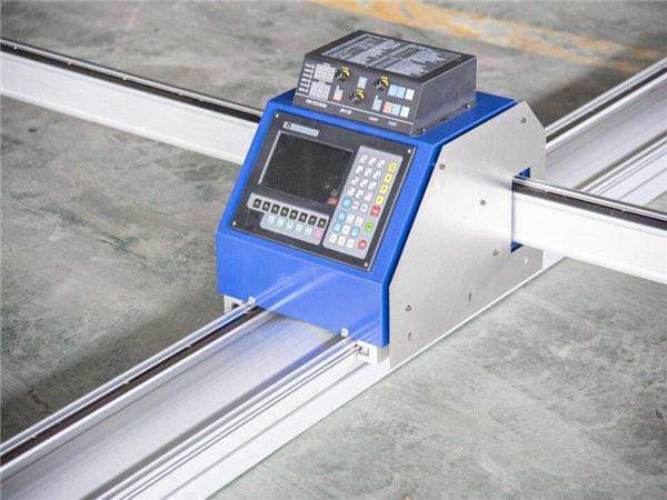 Υψηλής απόδοσης CNC Plasma Cutting Machine 0-3500mm Min Cutting Speed
