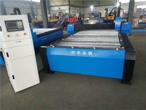 Jinan CE Επάγγελμα 1325 Μικρή CNC Plasma Cutting Machine
