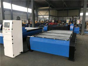 Μεγάλη 20006000mm CNC Metal Sheet Pipe Plasma κοπής μηχανή διάτρησης