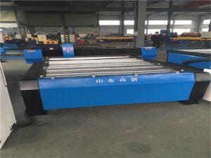 Νέα σχεδιασμένη μηχανή κοπής CNC για μεταλλικό φύλλο CNC Plasma Cutting Machine