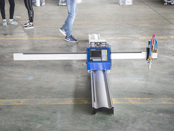 Νέα τεχνολογία micro START CNC μεταλλικό κόφτη / φορητή μηχανή κοπής πλάσματος cnc