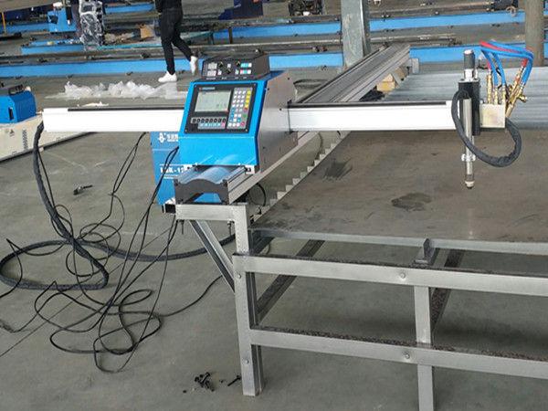 Φορητό cnc πλάσματος μηχάνημα κοπής οικονομική τιμή Metal Cutting Machine
