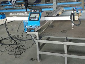 china προμηθευτής γρήγορη ταχύτητα φορητό cnc πλάσμα μηχάνημα κοπής πλάσματος