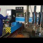 βαρέων φορτίων cnc πλάσματος μηχανή κοπής μέταλλο αυτοματοποιημένη κατασκευή