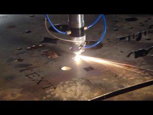 made στην Κίνα εμπόριο διασφάλισης φθηνή τιμή φορητή κοπής cnc πλάσμα μηχάνημα κοπής για μεταλλικό σίδηρο από ανοξείδωτο χάλυβα
