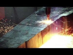 φορητή τιμή CNC πλάσματος μηχανής κοπής
